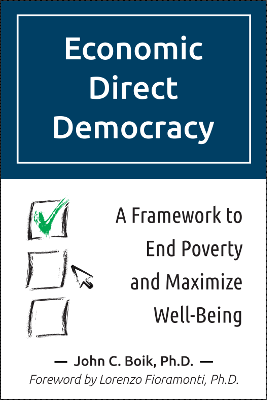 Economic Direct Democracy front cover